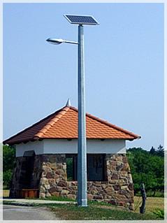 Szigetüzemű világítás 3. kép